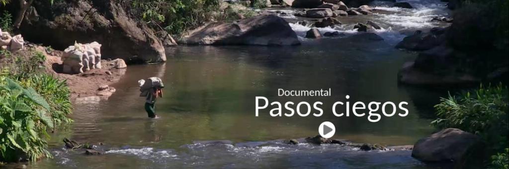 Documental Pasos Ciegos