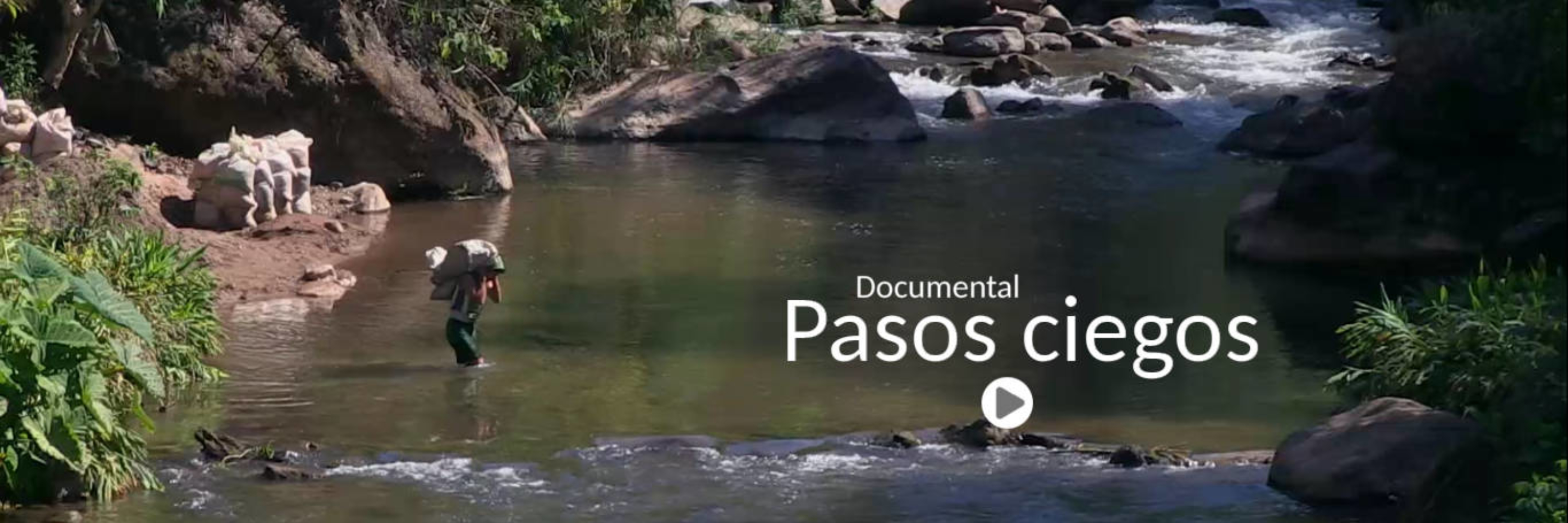 Documental Pasos Ciegos